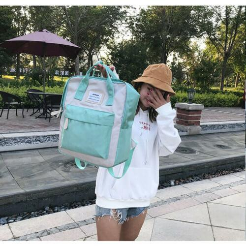 Women Backpack School Teenagers Girls Female Laptop Bagpacks
