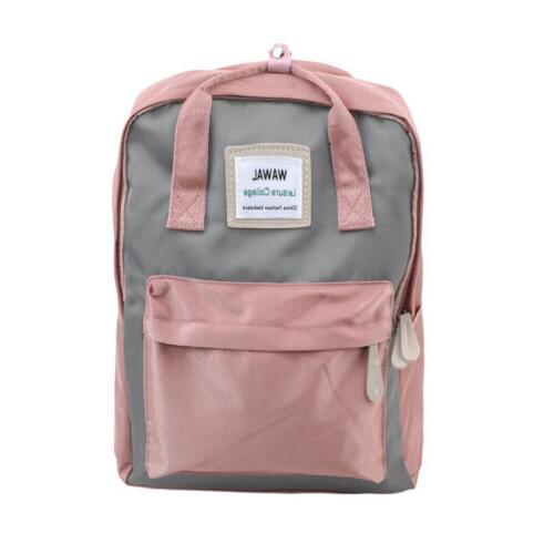 Women School Teenagers Female Laptop Bagpacks