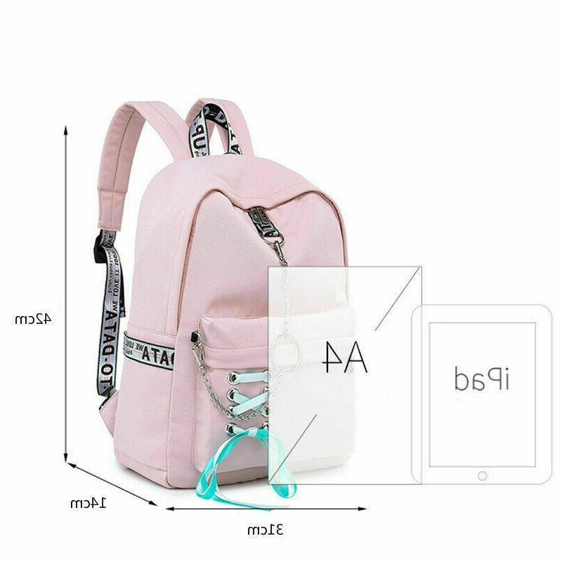Waterproof Bags Charge Laptop Bagpacks
