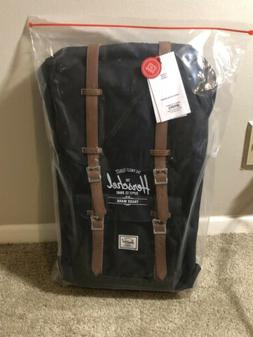 Herschel Little America Backpack-black Classic 25L