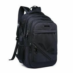 Men Bagpack School Bags Boys Backpack Laptop Storage Bag Mul