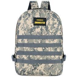 Men Laptop 15.6 Backpack Camouflage Tactical Daypack Bagpack