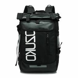 Mens Bagpack Boys Schoolbag Sport Bag Travelling Bags Printe