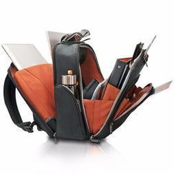 New  Everki Versa 2 Notebook Case 35.8 Cm  Backpack Black EK