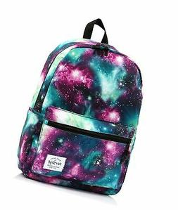"""hotstyle TRENDYMAX Galaxy Backpack Cute for School   16""""x12"""""""
