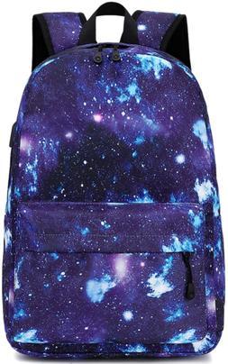 CAMTOP School Backpacks Girls Teens Bookbag Set Canvas Lapto