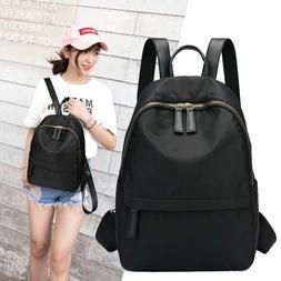 School Bag Girl Multifonction Backpack Women Nylon Bagpack S