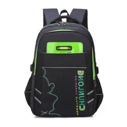 Students Schoolbag Multi pocket Kid Rucksack Water Resistanc