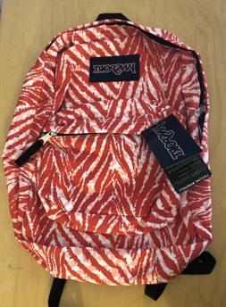 JanSport Superbreak Backpack Coral Peaches Everyday Backpack