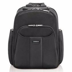 Everki VERSA 2 notebook case 35.8 cm  Backpack Black