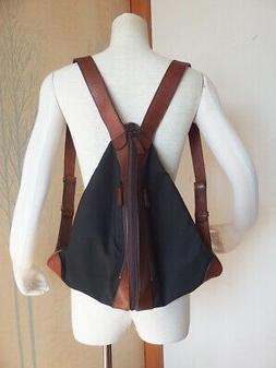 Vintage 1990's ISSEY MIYAKE Three-dimensional Bagpack Backpa