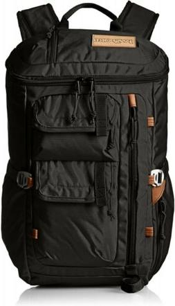 "JanSport Watchtower Laptop Backpack - 15"" Black Ballistic Ny"