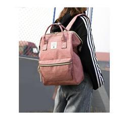 Waterproof Backpack Women  men School Bags for Girl sboys Tr