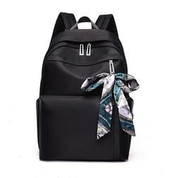 Waterproof Backpack Women Travel Bagpack School Shoulder Bag