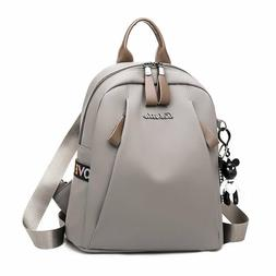 Women Backpack High Quality Youth Teenage Girls School Shoul