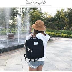 Women Backpack School Bags Teenagers Girls Female Laptop Bag